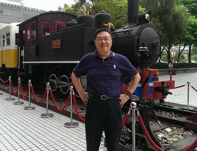 台師大退休教授施正屏遭中國判4年徒刑。(取自施正屏臉書)