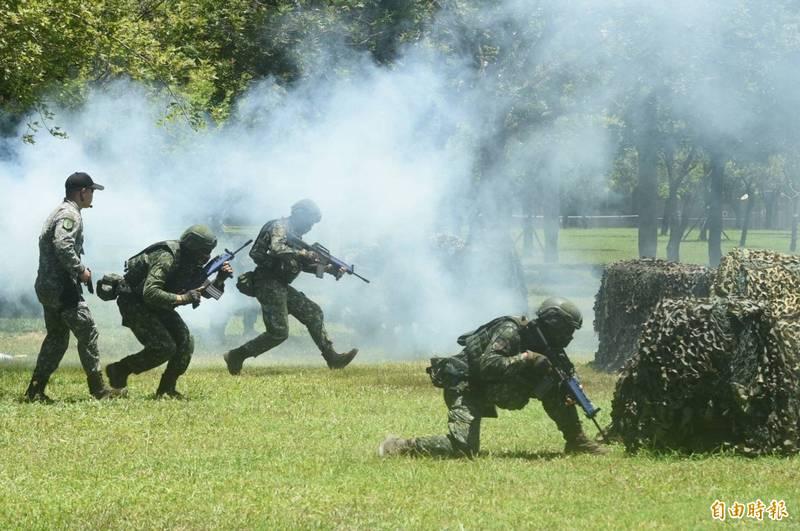 役男體位標準修訂 國防部:目的在廣儲後備、兵役公平