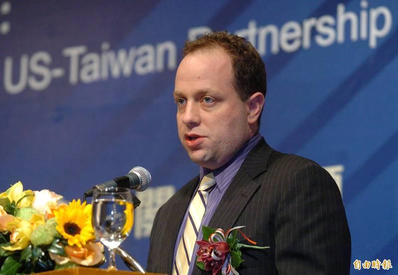 美國智庫企業研究所亞洲研究項目主任卜大年(Dan Blumenthal)。(資料照)