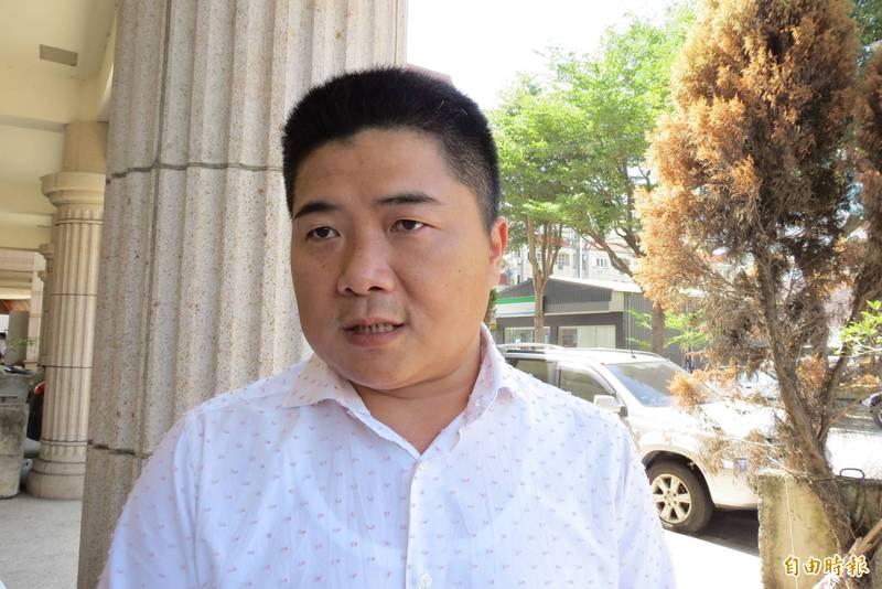 前立委顏寬恒「罕見且首度」在臉書提及陳柏惟。(資料照,記者蘇金鳳攝)