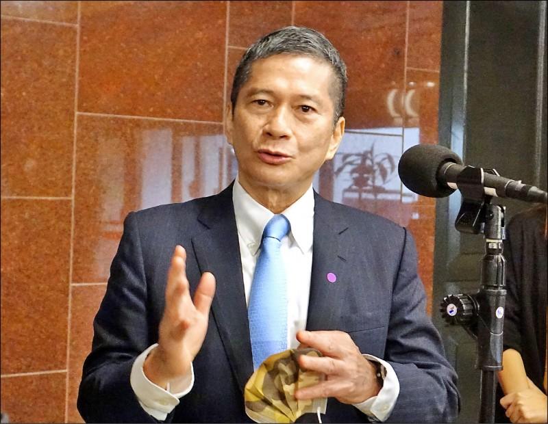 文化部長李永得。(資料照)
