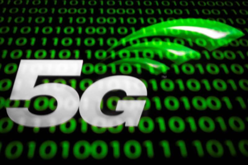 PTT網友好奇5G對消費者而言究竟有什麼有感功能,引起熱烈討論。圖為示意圖。(法新社)