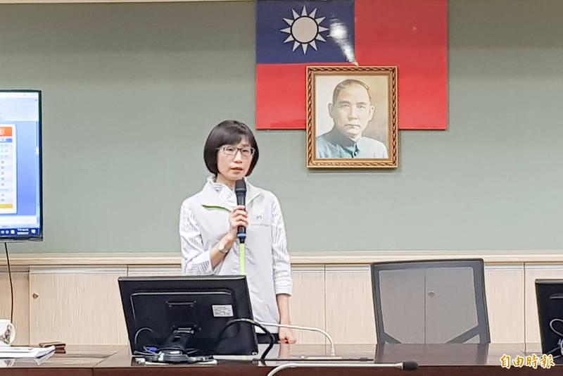 農委會防檢局副局長鄒慧娟。(資料照,記者簡惠茹攝)