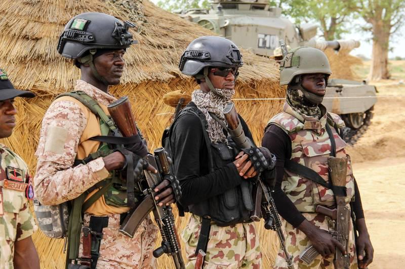 奈及利亞東北部博爾諾州28日上午爆恐怖攻擊,造成43人死亡、6人重傷。(法新社資料照)