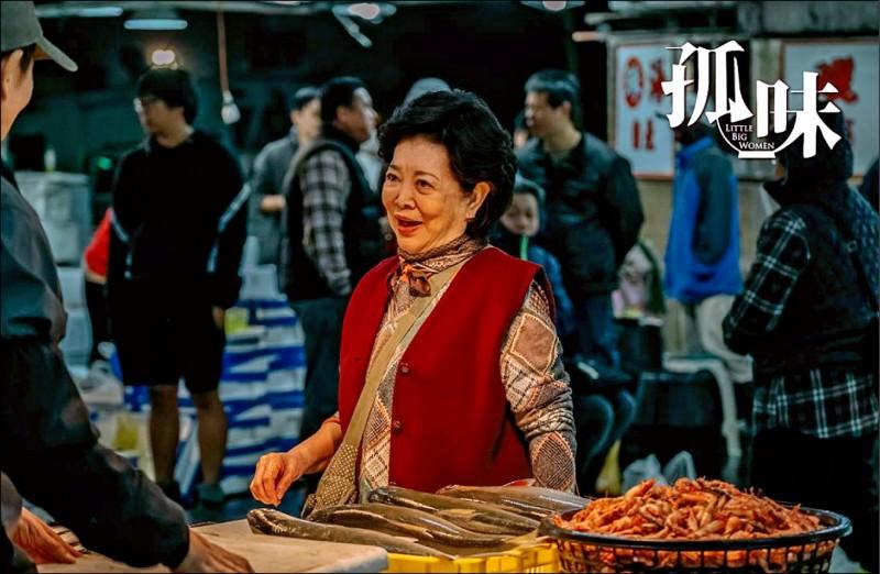 電影《孤味》拍攝場景之一安平魚市場。(文化局提供)