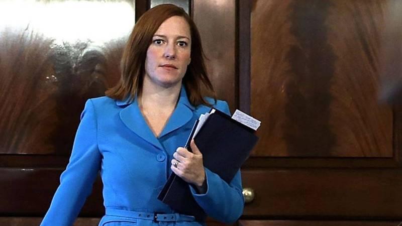 政權交接小組顧問莎琪將擔任拜登的新聞秘書。(法新社檔案照)