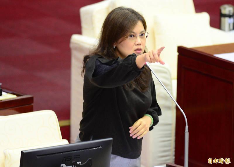圖為國民黨台北市議員游淑慧。(資料照)