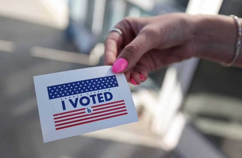 美國共和黨2018年在加州失去7個眾議院席次,如今在捲土重來,有望奪回4個席位。(路透)