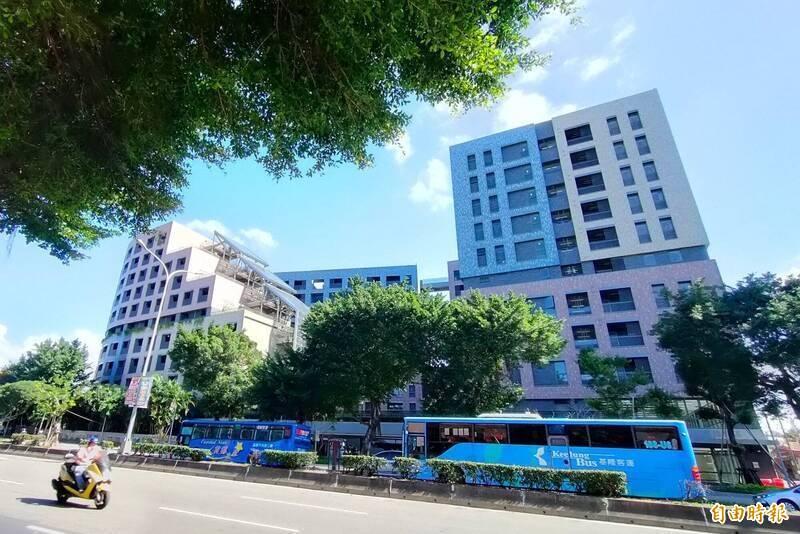 台北市明倫社會住宅最高價的房型月租金恐超過4萬元,引起爭議。(資料照)