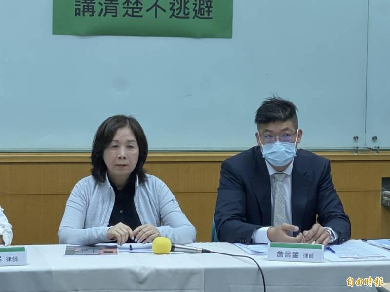 前立委薛凌退出北市黨部主委選舉。(資料照)