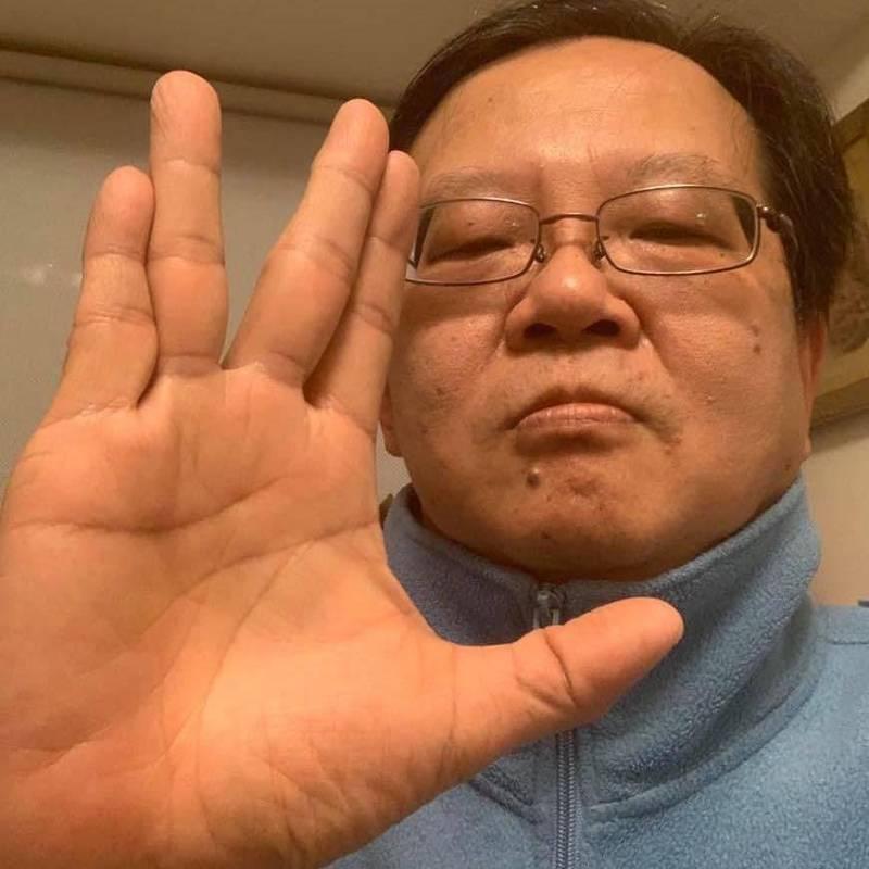 對於USCC建議國會立法升格AIT台北辦事處處長位階,黃創夏表示此舉彰顯美國對台灣的重視。(翻攝臉書)
