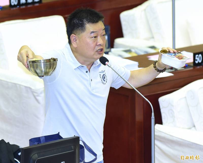 北市議員王孝維退出北市黨部主委選舉。(資料照)