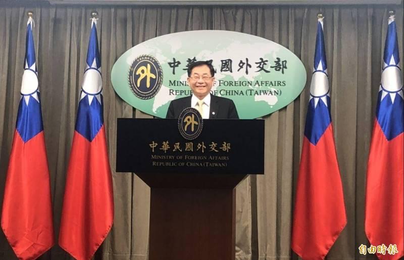 駐印度代表葛葆萱(見圖)日前接受《印度斯坦時報》,印媒稱他是來自台灣的大使。(資料照)