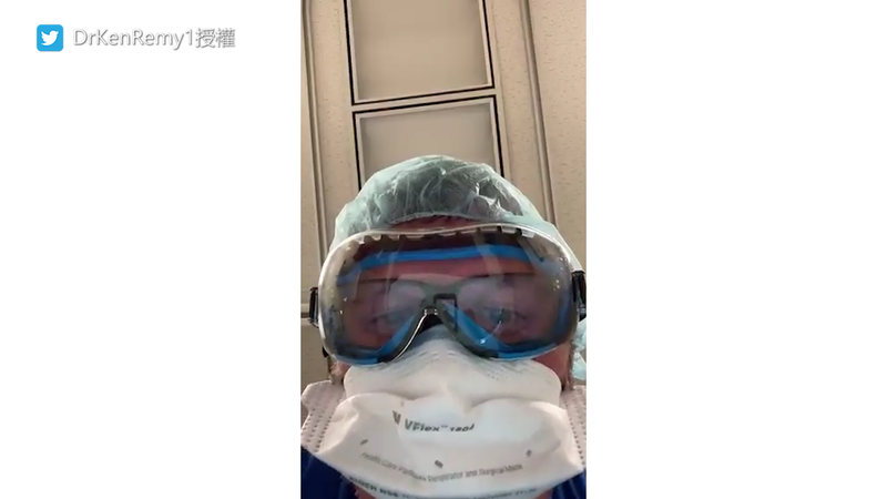 「這就是生命最後所見」 醫生拍攝武漢肺炎臨終視線震驚世人 - 生活 -