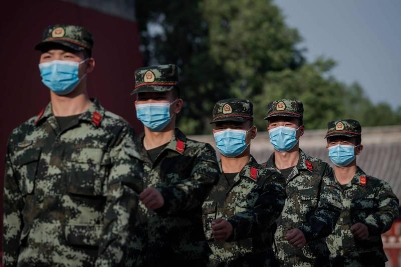 打造中國隊長?美情報首長爆解放軍人體實驗 強化士兵能力