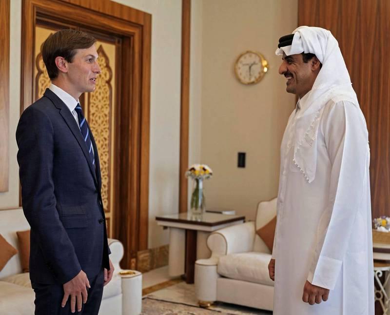 卡達與沙烏地阿拉伯談判傳大突破 有望和解結束3年封鎖