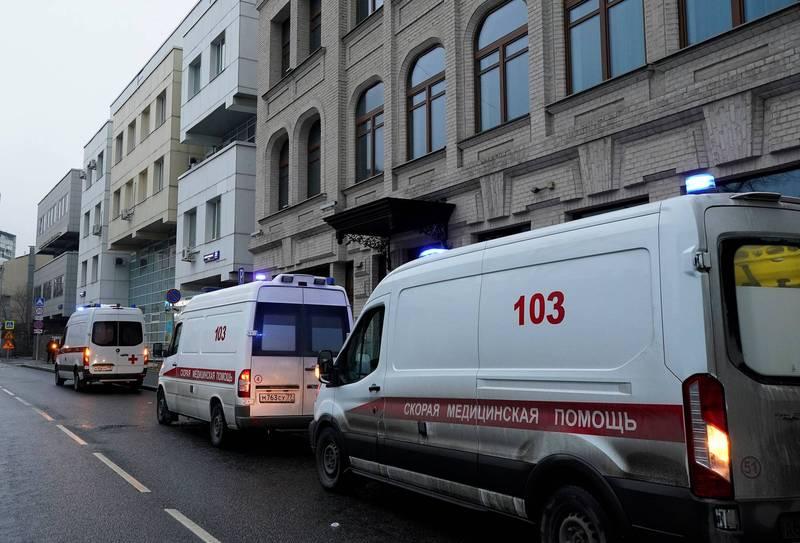 武漢肺炎》俄羅斯新增近3萬病例 僅隔1天便刷新確診紀錄