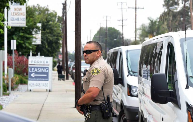 網傳加州通過新法案「偷搶2.6萬內」無罪,查為假訊息。示意圖。(歐新社)