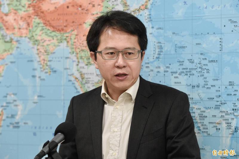 民進黨立委邱志偉說,日本食品既然是政府不能迴避的問題,應該先進行一些社會溝通。(資料照)