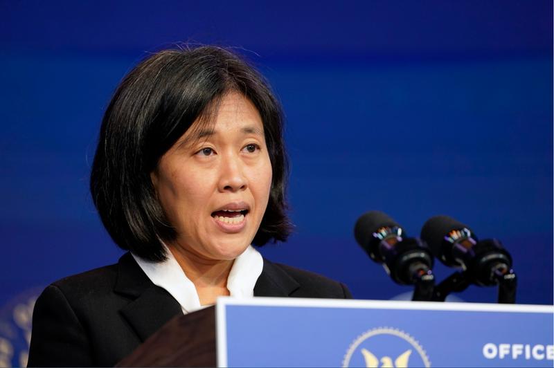 拜登宣佈提名戴琪為候任美國貿易代表。網路流傳戴琪是中華民國陸軍中將戴笠的曾孫女,但台灣事實查核中心(TFC)做出查核後,證實戴琪與戴笠家族並無關聯。(美聯社)