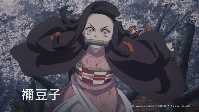 日本動畫《鬼滅之刃》擁有相當高人氣,當中的鬼妹妹「禰豆子」更是不少人最愛的角色。(圖取自臉書專頁「MUSE木棉花」)