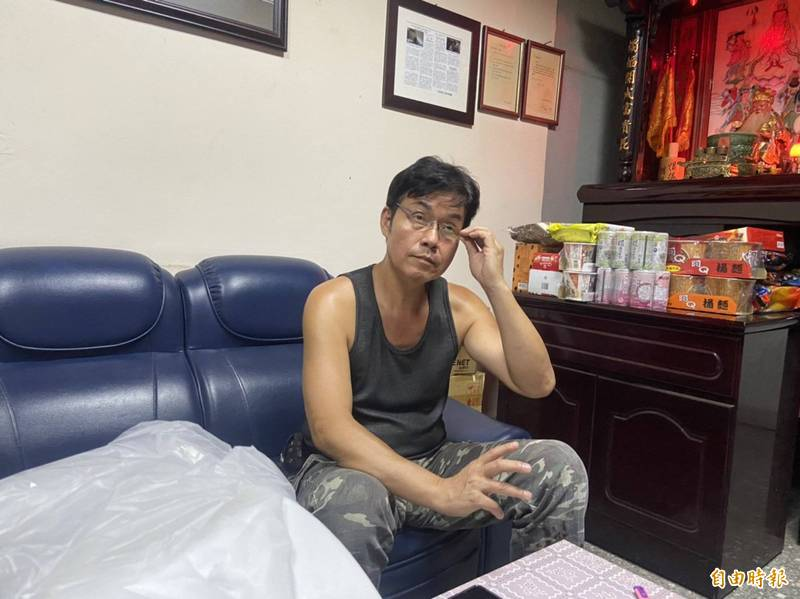 口罩國家隊「加利」科技公司負責人林明進,涉嫌進口中國非醫用口罩,混充醫用級口罩進入實名制口罩通路,今被起訴。(資料照)