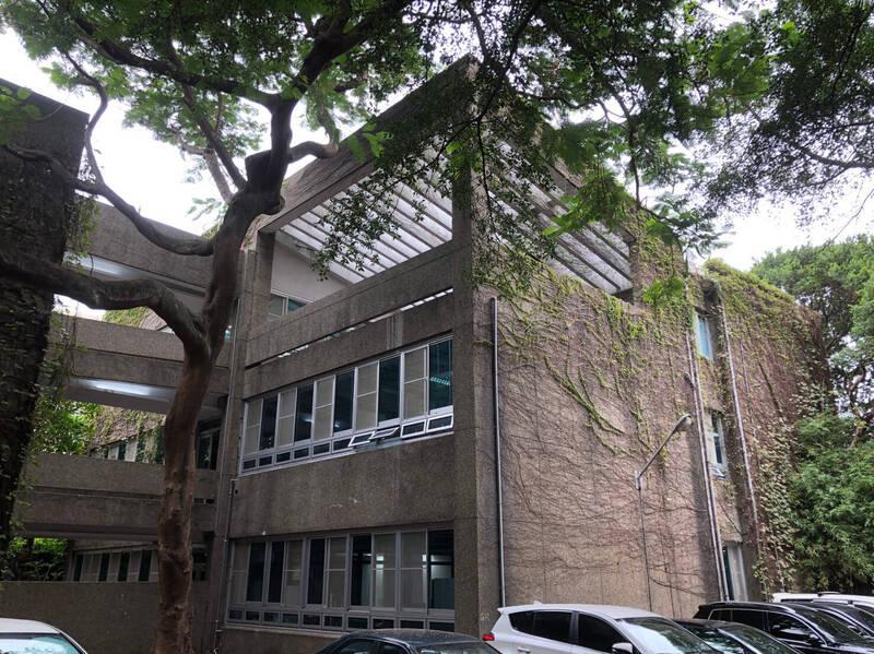 中原大學今年9月申請將建築系館登錄歷史建築,經桃園市文化資產審議委員會審議,具有歷史、科學及藝術性價值,通過登錄為桃市歷建,也是全國各大學建築系館唯一獲登錄為歷建者。 (中原大學提供)