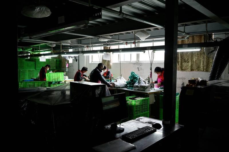 中國當局聲稱,浙江省個別地方是為了「節能減排」才自己採取限電措施。示意圖,與本新聞無關。(法新社)