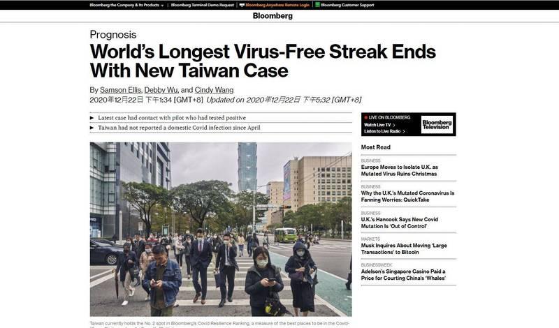 國際疫情嚴峻 台灣跨年活動要更小心