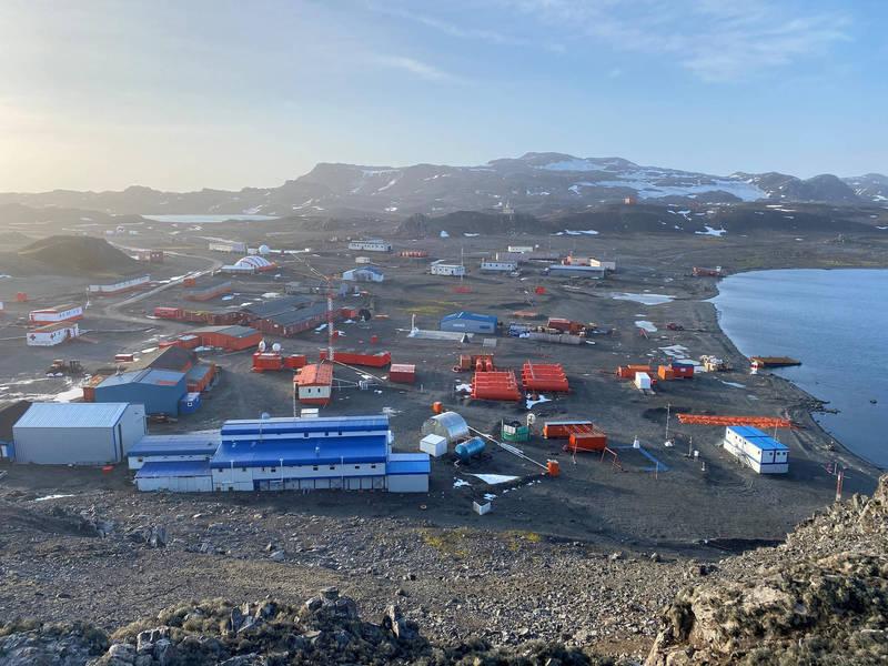 智利南极基地爆发武汉肺炎疫情,至少36人确诊,全球宣告所有大陆都沦陷。(路透)(photo:LTN)