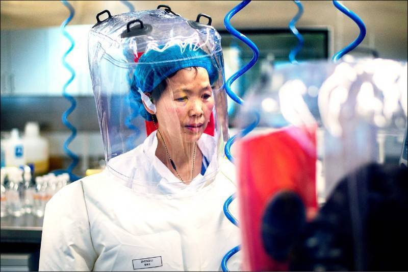 中國科學院武漢病毒研究所研究員石正麗(見圖)近日受訪表示,歡迎世衛組織專家訪問研究所,但她不能決定具體方案。(法新社檔案照)