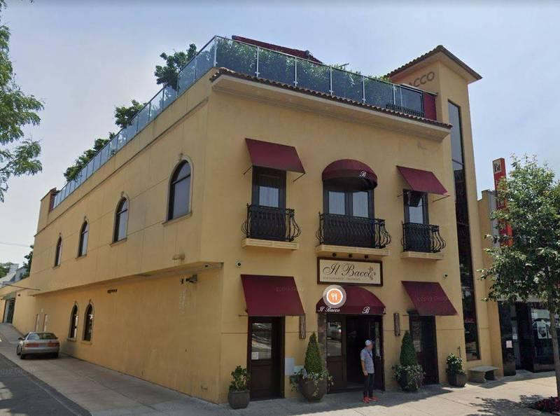 日前紐約共和黨白石俱樂部被踢爆,在伊爾巴科義大利餐廳(Il Bacco Ristorante)舉辦耶誕派對。(圖擷自GoogleMaps)