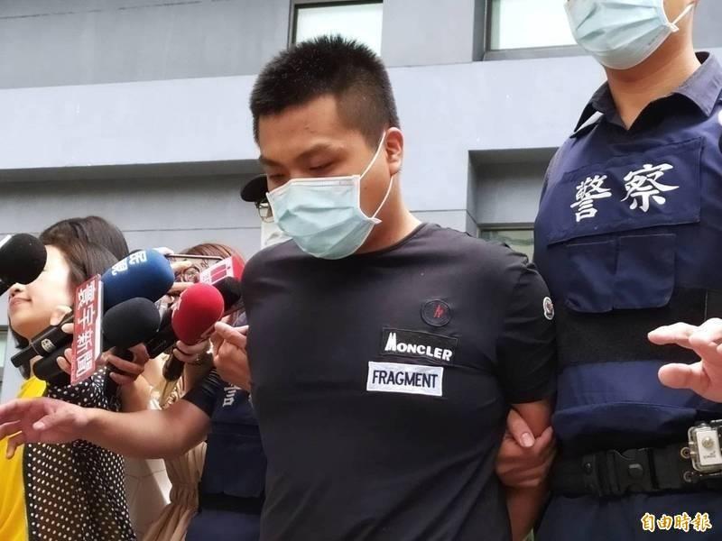 犯下馆长枪击案的枪手刘丞浩。(资料照)(photo:LTN)