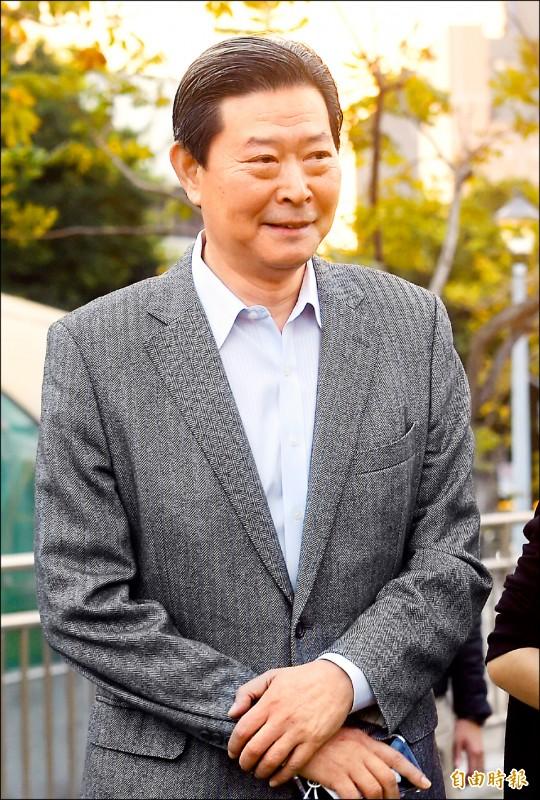 故前總統李登輝的辦公室主任王燕軍,接任私立台灣觀光學院代理校長。(資料照,記者簡榮豐攝)