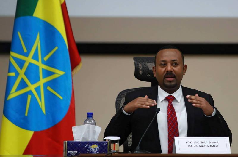 衣索比亞總理阿邁德22日出訪西北部本尚古勒-古馬茲州梅特克地區,當地隔(23)日爆發大屠殺,造成逾百人死亡。(路透資料照)