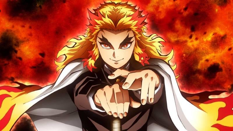 《鬼滅之刃》人氣持續高漲,當中的「炎柱」煉獄杏壽郎也是不少大小朋友最喜歡的角色。(木棉花提供)
