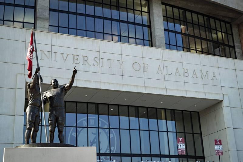 美国阿拉巴马州大学表示,已清查过所有合约档案,并无和武汉生物实验室有往来。(法新社档案照)(photo:LTN)