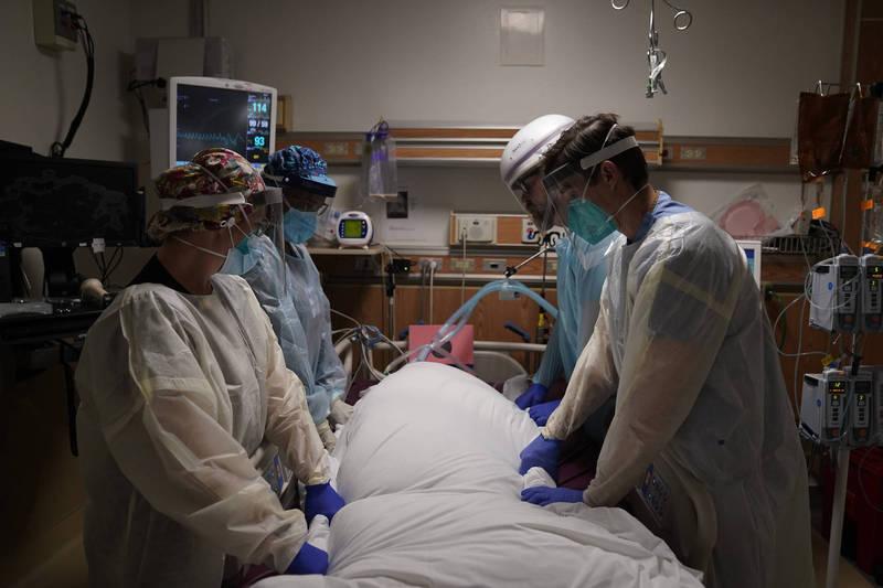 英美近日公布两项最新研究报告显示,曾确诊武汉肺炎的患者2次感染的可能性相当低,抗体可在体内维持6个月甚至更久。(美联社)(photo:LTN)