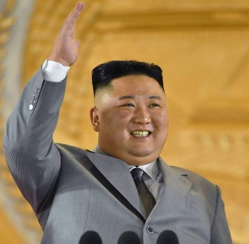 北韩领导人金正恩在Google搜寻趋势公布2020年度搜寻排行榜中,夺下人物类别中的第二名。(路透)(photo:LTN)