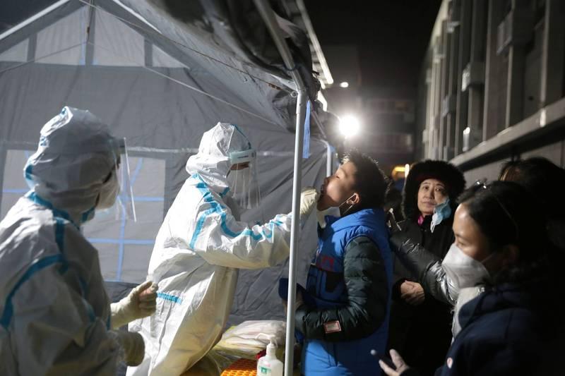 北京疫情延烧,1例无症状爆出是计程车司机。(路透)(photo:LTN)