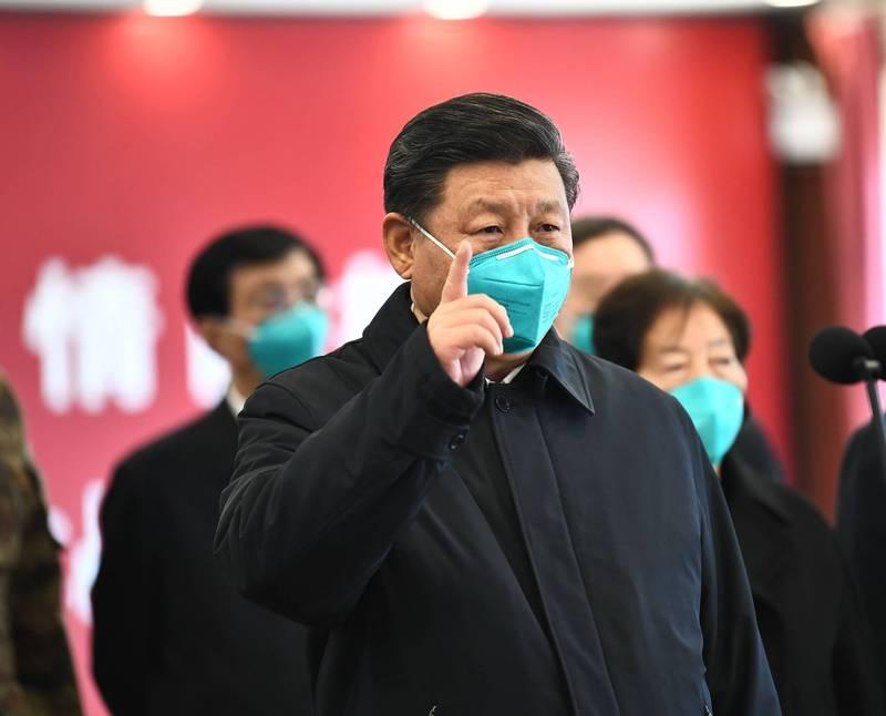 《美聯社》調查報導,中國政府嚴控病毒起源研究,該行動就是由中國國家主席習近平直接下令。(法新社資料照)