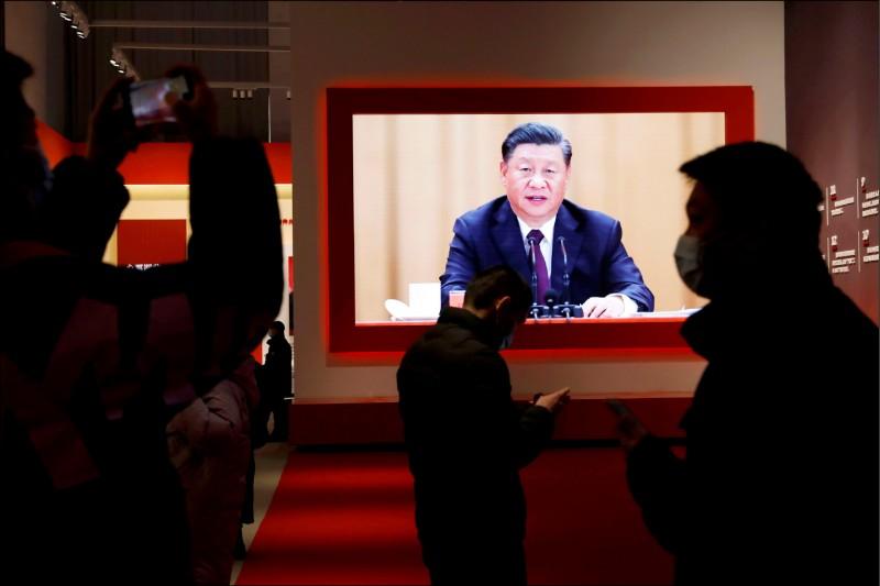 中國國家主席習近平近日重申「一個中國」原則和「九二共識」。(路透檔案照)