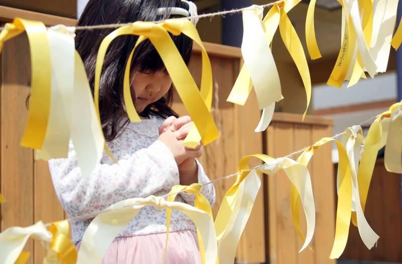 金賢裕說:「撫養一個小孩成本很高,就算政府再提供個幾十萬韓幣都沒辦法解決問題」。示意圖。(法新社)