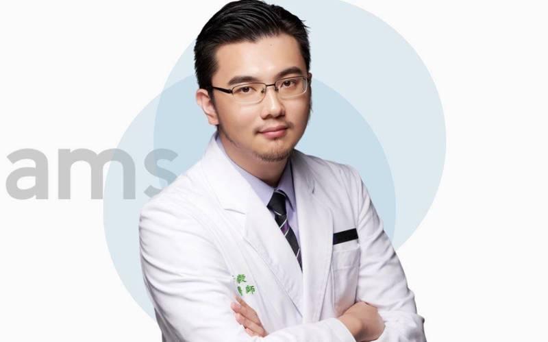 婦產科醫師李毅評(見圖)說,有名婦人取卵10幾次,只想要男嬰,要求他幫忙篩選胚胎的性別,被他拒絕。(圖取自「李毅評醫師官網」)