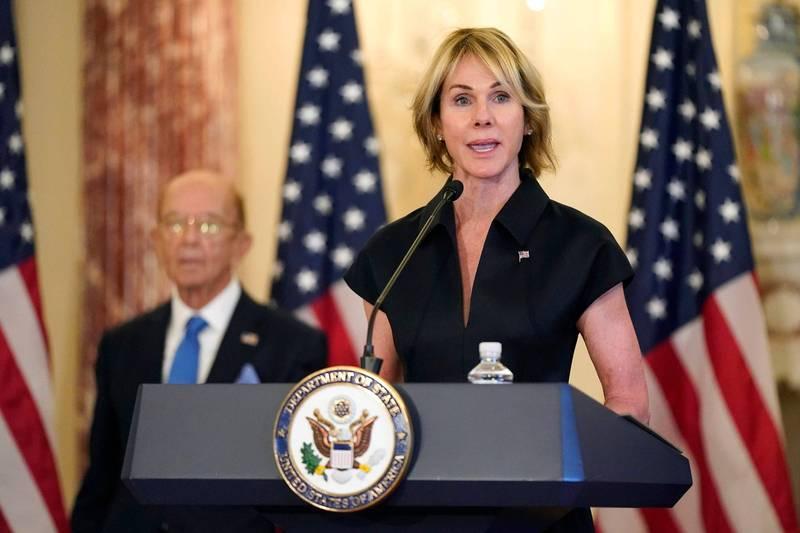 龐皮歐:美駐聯大使克拉夫特將訪台灣