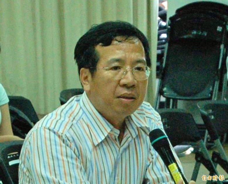 臺灣海洋大學河海工程學系教授簡連貴,被爆出同時擔任環評委員及風能協會理事長。(資料照)