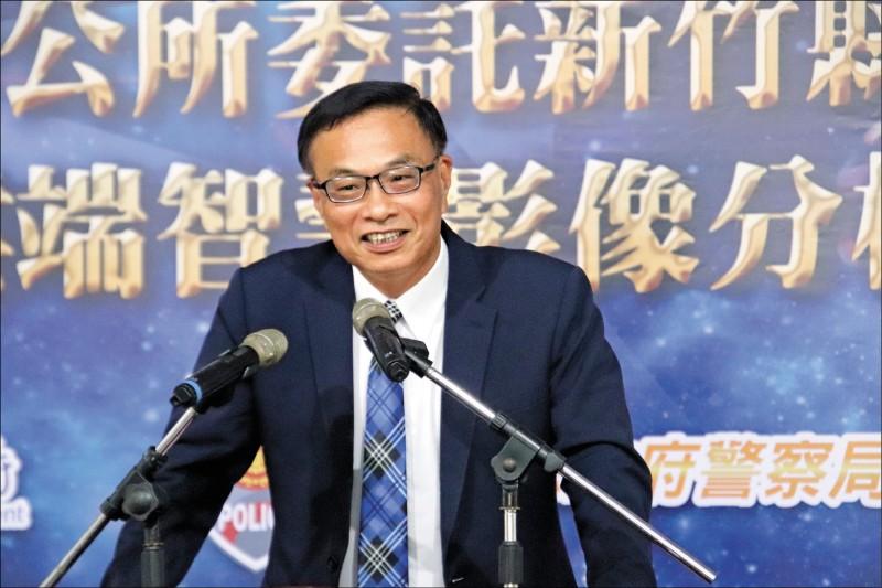 警政署副署長黃宗仁,可望復出接任新北市警察局長。(資料照)
