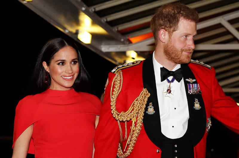 英國王子哈利預計將在3月與英國女王伊莉莎白二世進行線上會議,審查過去一年兩人的商業行為。(路透資料照)