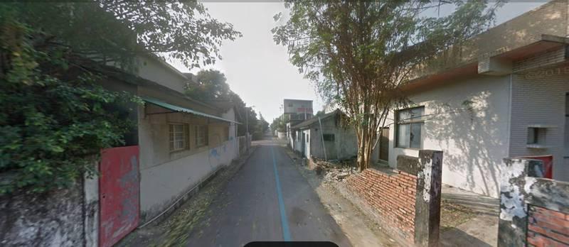 高雄市左營合群新村。(圖擷取自Google Map)