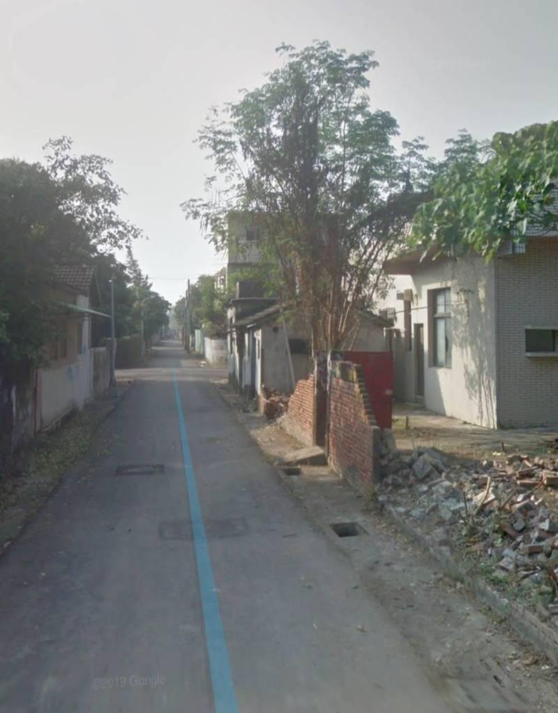 高雄合群廢棄眷村。(圖擷取自Google Map)